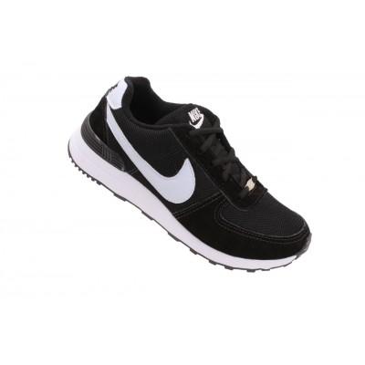 Tênis Nike Md Runner  Masculino - preto e Branco