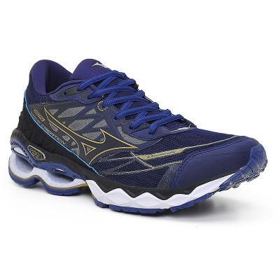 TENIS MIZUNO WAVE CREATION 20  MARINHO
