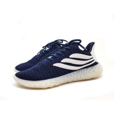 Tênis adidas Sobakov Modern- marinho e branco