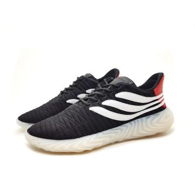 Tênis adidas Sobakov Modern- preto com branco