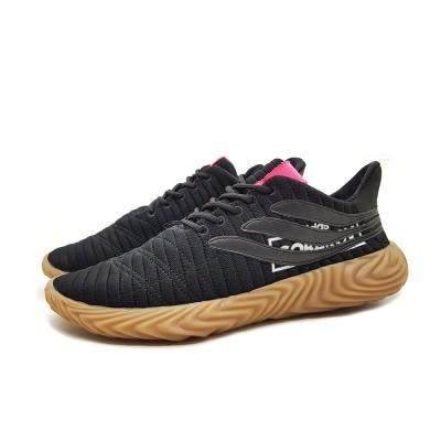 Tênis adidas Sobakov Modern- preto com caramelo