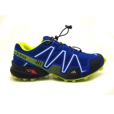 Tênis Adidas Speedcross 3  - royal
